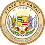 State of Hawaii seal logo